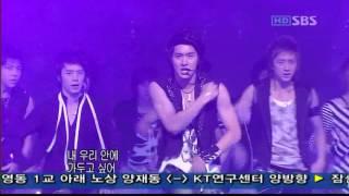 [HD 1080P] 060716 SBS Inkigayo Super Junior U