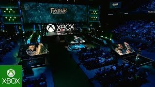 Xbox E3 2014 Media Briefing: Fable Legends