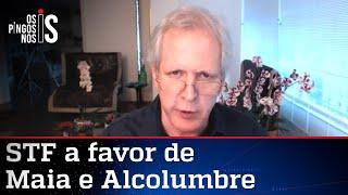 Augusto Nunes: O Supremo literalmente rasgou a Constituição