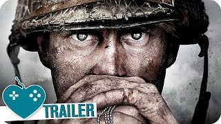 CALL OF DUTY: WWII Trailer (2017) New Call of Duty Reveal Trailer