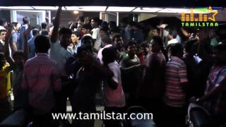 Kaththi Release at Kasi Theatre
