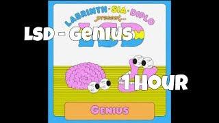 LSD   Genius 1 Hour