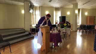 Поминальная месса о епископе Иване Сухареве