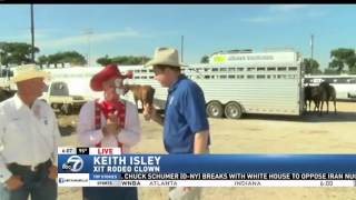 Annual XIT Rodeo and Reunion draws thousands of people to Dalhart