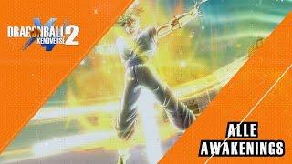 Alle Transformationen / Awakenings im Vergleich - Dragon Ball Xenoverse 2