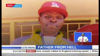 Father from hell goes berserk, kills his children
