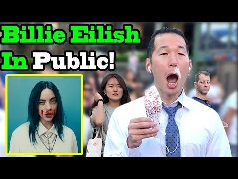 "BILLIE EILISH - ""Bad Guy"" - DANCE IN PUBLIC!!"