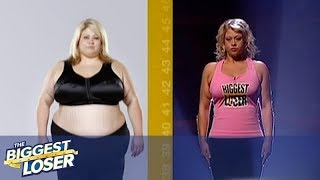 The Biggest Loser Finale: Daris & Ashley Weigh-In