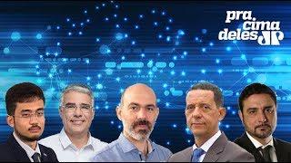 #PraCimaDeles com Kim Kataguiri (MDB-SP), Eduardo Girão (PROS-CE), Diogo Schelp e José Maria T.