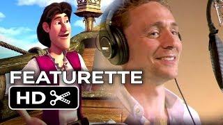 Tinker Bell & The Pirate Fairy Featurette - Voice Work (2014) - Tom Hiddleston Disney Movie HD