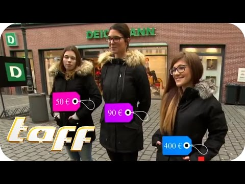 TEUER vs BILLIG: WINTERJACKEN im CHECK | taff | ProSieben