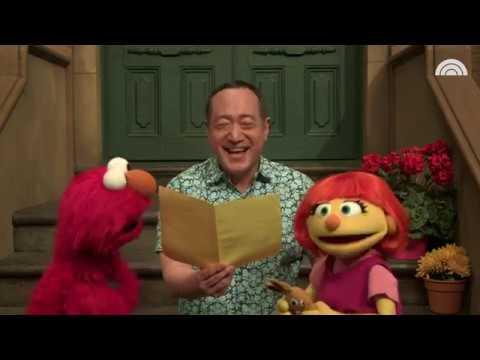 How Sesame Street is making a difference for kids with autism - TODAY 20-04-2018