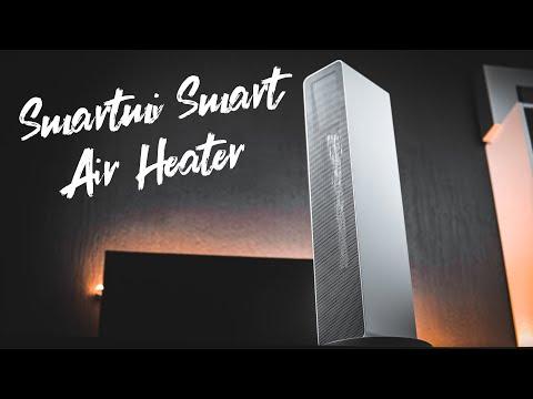 Обзор Умного обогревателя воздуха Smartmi