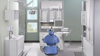 A-dec Inspire Dental Furniture Collection