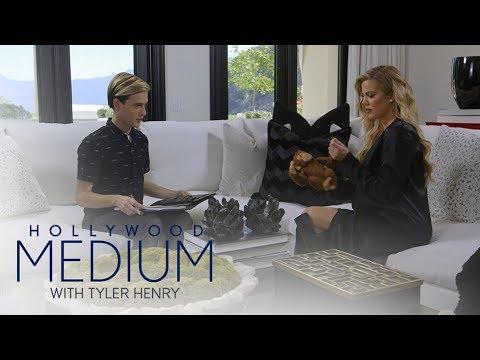 Rob Kardashian Sr. Comes Through Via Stuffed Animal   Hollywood Medium with Tyler Henry   E!