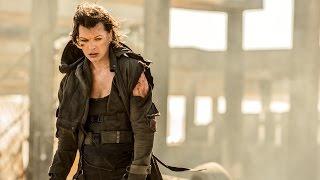 Resident Evil The Final Chapter Film Trailer