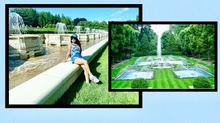 Longwood Gardens Pennsylvania || Place To Visit In USA || Place To Visit In Pennsylvania