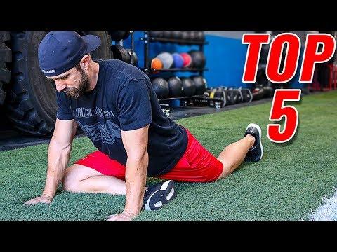 Ćwiczenia na rozluźnienie mięśni pleców