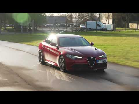 Giulia Quadrifoglio What Car? Performance Car of the Year 2020