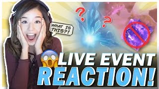 THIS IS CRAZY!? POKI REACTS TO LOOT LAKE UPDATE!