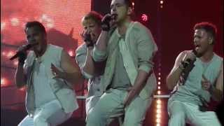 Westlife at the O2 London 12/5/2012 - When You're Looking Like That