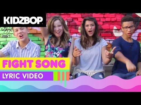 KIDZ BOP Kids – Fight Song (Official Lyric Video) [KIDZ BOP 30] #ReadAlong