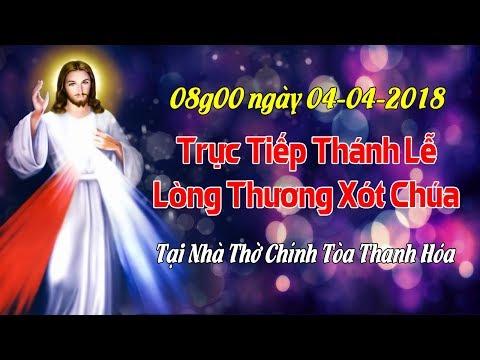 video dai le long thuong xot tai nha tho chinh toa thanh hoa
