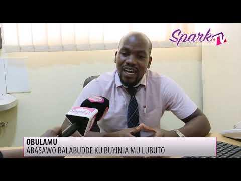 OBULAMU: Abasawo boogedde ku bulwadde bwa bw'obuyinja mu lubuto.