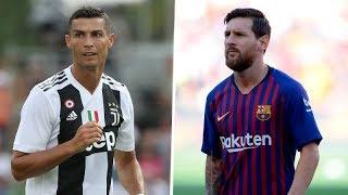 NO Ronaldo vs Messi before Juventus 2019 UCL Final Win: 6/1 & PSG's REVENGE vs Barcelona in Semis!
