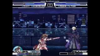 Uzuki Shimamura  - (THE iDOLM@STER: Cinderella Girls) - [M.U.G.E.N] Shimamura Uzuki VS Alter Saber