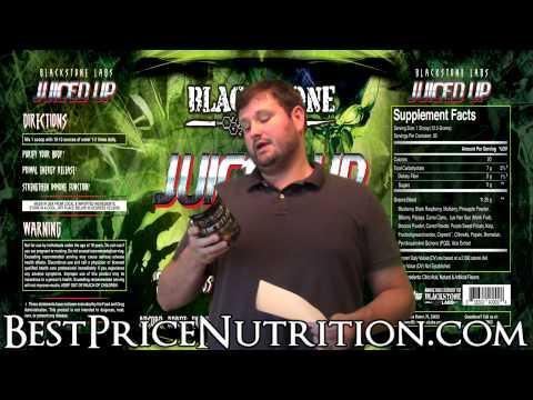 Blackstone Labs Juiced Up 30 Servings