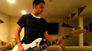 Violence Blink-182 Bass Cover