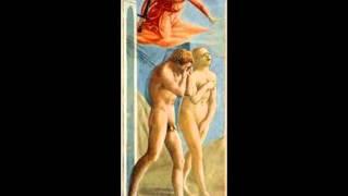 Masaccio- Expulsion of Adam and Eve
