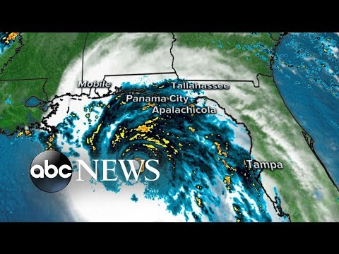 'Monstrous' Hurricane Michael strengthens as it nears Florida