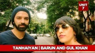 Gul Khan and Barun Sobti for Tanhaiyan