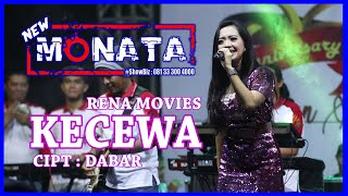 NEW MONATA - KECEWA (lagu tarling) - RENA MOVIES - RAMAYANA AUDIO