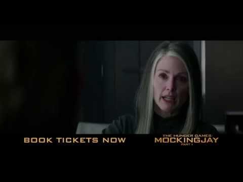 The Hunger Games: Mockingjay, Part 1 (International TV Spot 1)