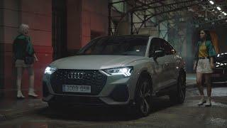 Ser único se elige. Accesorios Originales Audi. Trailer