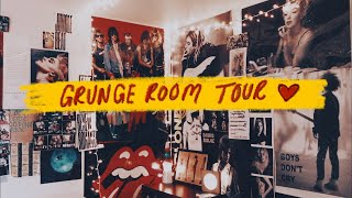 Grunge Room Tour (I Have A Lot Of Posters!)