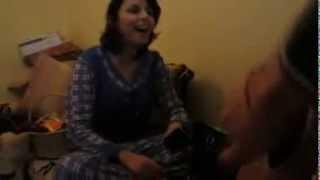 Mina Lachtar et Adel Sweezy -- Après BAYRA BAYRA BAYRA (Impro Guitare)