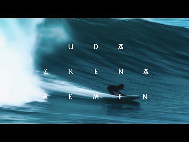 UDAZKENA HEMEN SURF | VANS