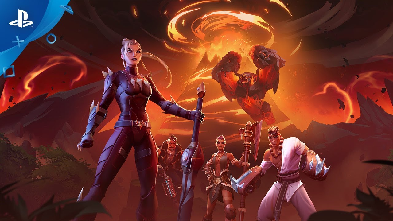 Dauntless' Free Scorched Earth Update Arrives March 19