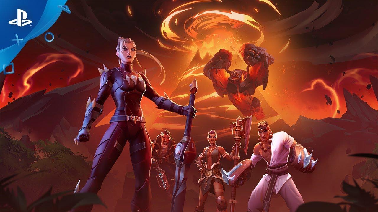La actualización Gratuita de Dauntless, Scorched Earth, Llegará el 19 de Marzo