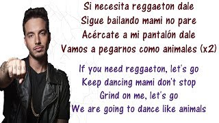 J Balvin   Ginza Lyrics English And Spanish   Translation & Meaning