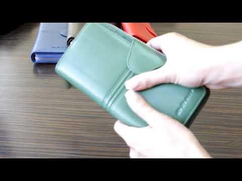 Кошелек de esse LC14621-GD89 Зеленый