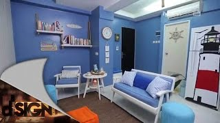 DSign - Room Make Over Beach House Decorating Ideas