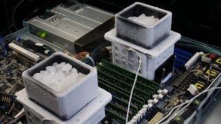 The frozen Server