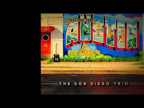The Don Diego Trio - Daddy's On A Freight Train - El Toro Records