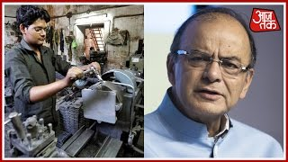 Shatak Aaj Tak : Security Printing Of Currency A Time-Consuming Exercise, Says FM Arun Jaitley