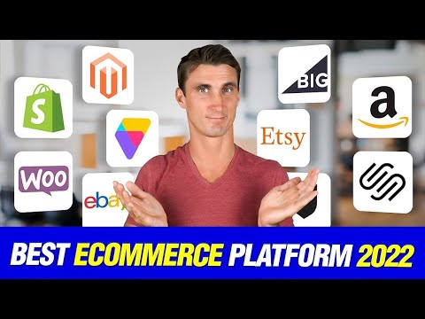 The Best Ecommerce Platform in 2021